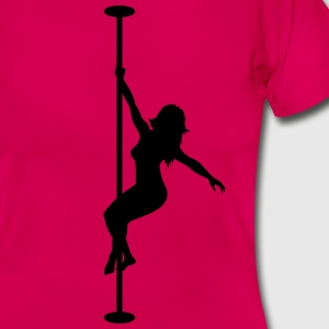 pole dance T-Shirts - Frauen T-Shirt