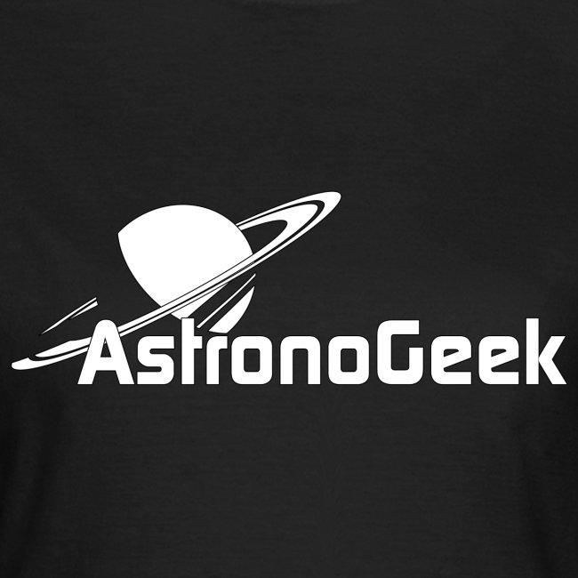 T-Shirt AstronoGeek Femme