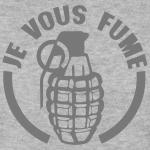 je vous fume grenade insulte Sweat-shirts - Sweat-shirt Homme