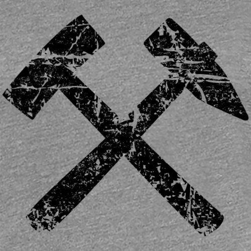 Schlägel und Eisen - Das Bergmannszeichen