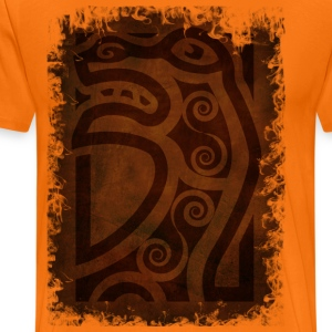 Dragons Head - Men's Premium T-Shirt