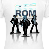 Diseño ~ Camiseta ROM Modelo Idaira