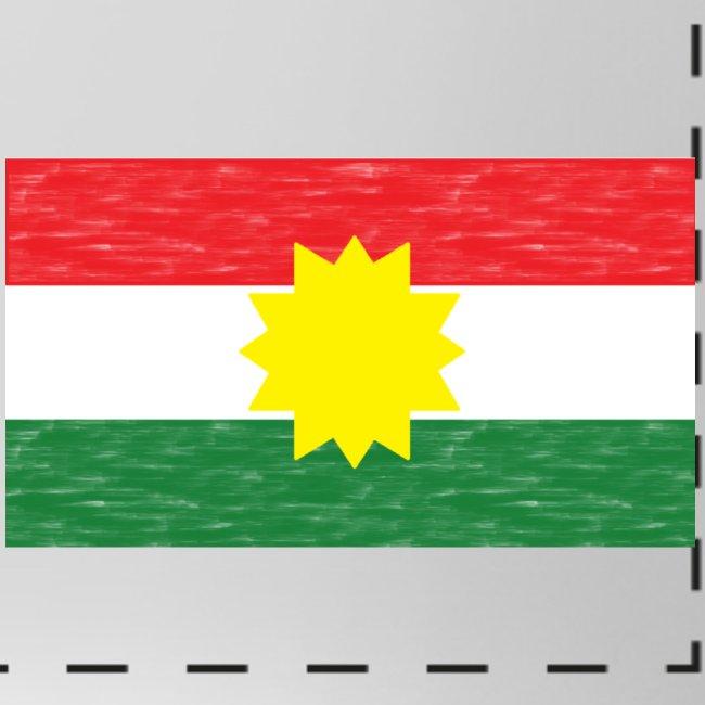 Kurdistan Tasse
