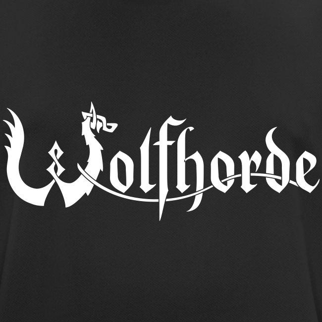 Wolfhorde Sports T-Shirt Grey logo