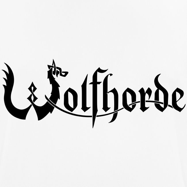 Wolfhorde Sports T-Shirt White