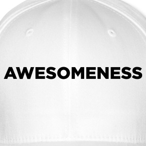 Awesomeness Caps & Hats - Flexfit Baseball Cap