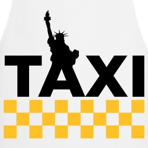 New York Taxi  Aprons - Cooking Apron