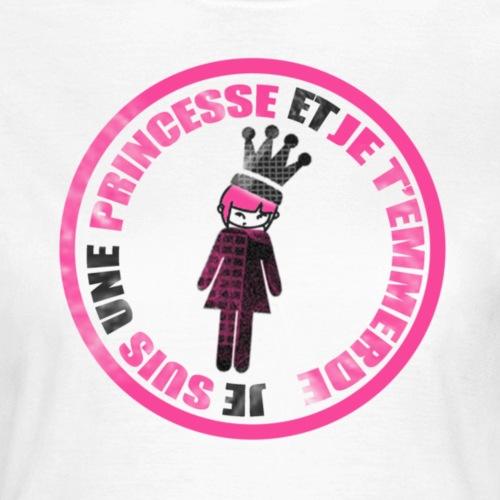 Je suis une princesse et je t'emmerde (2)