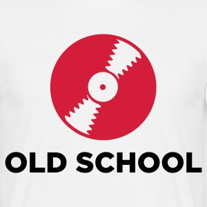 Old School Musique Tee shirts - T-shirt Homme