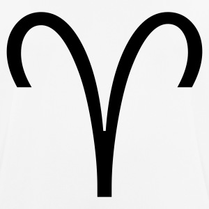 Zodiac: Aries T-Shirts - Men's Breathable T-Shirt
