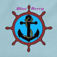 Motif ~ SAC A DOS ENFANT ANCRE MARINE BLUE BERRY