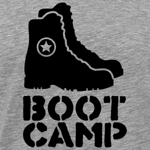 boot camp Tee shirts - T-shirt Premium Homme