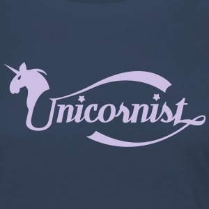 Unicornist Unicorn hipsta Long Sleeve Shirts - Women's Premium Longsleeve Shirt