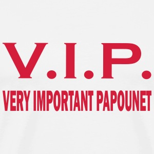 Very important papounet Tee shirts - T-shirt Premium Homme