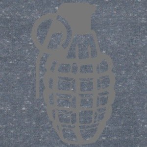 Grenade military weapon 1109 T-Shirts - Men's V-Neck T-Shirt