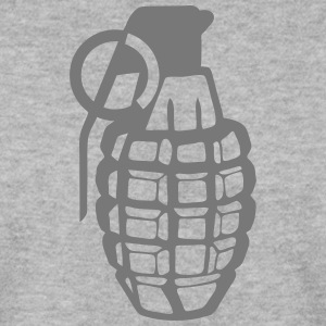 grenade arme militaire 1109 Sweat-shirts - Sweat-shirt Homme