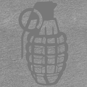 Grenade military weapon 1109 T-Shirts - Women's Premium T-Shirt