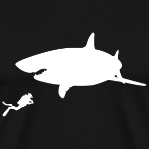 shark T-Shirts - Men's Premium T-Shirt