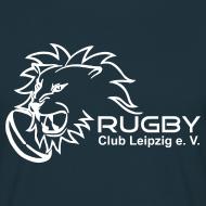 Motiv ~ T-Shirt navy Rugby Club Leipzig
