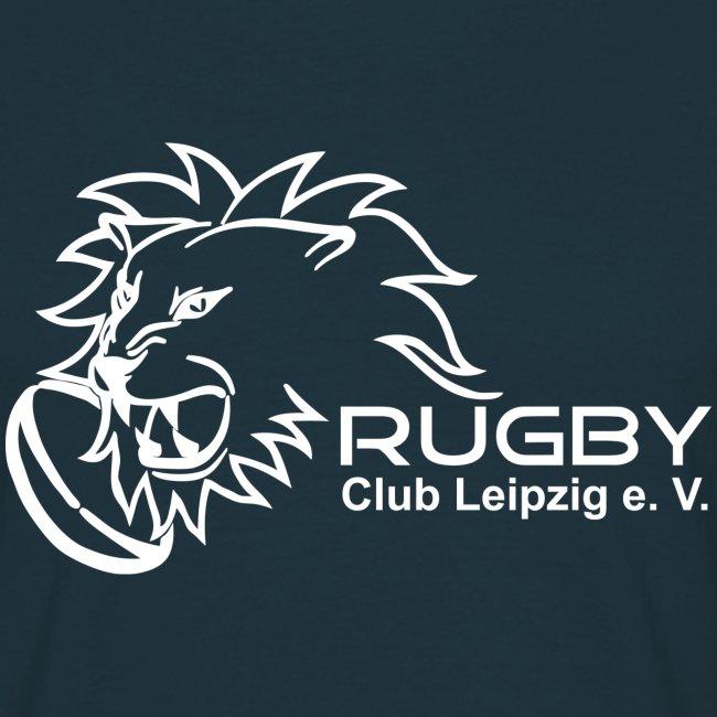 T-Shirt navy Rugby Club Leipzig