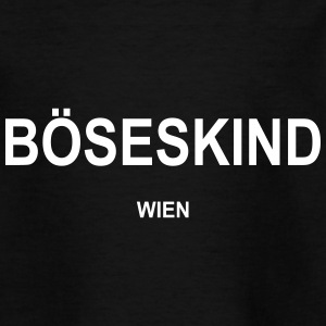 Böses Kind Wien - Teenager T-Shirt
