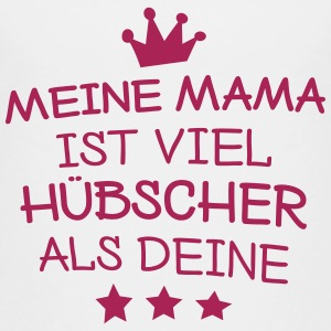 Meine Mama T-Shirts - Teenager Premium T-Shirt