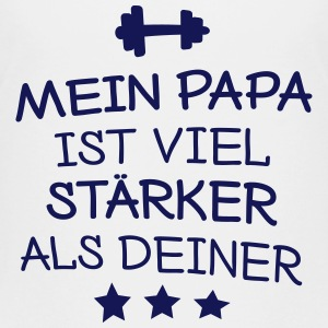 Mein Papa T-Shirts - Teenager Premium T-Shirt