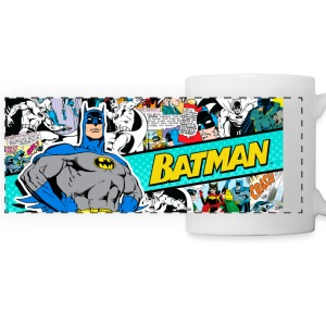 Batman Comic Tasse - Panoramatasse