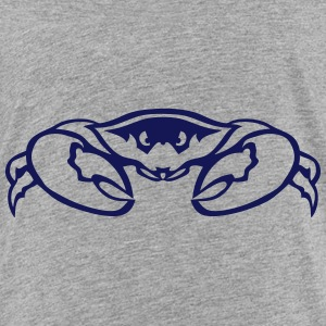 Crab clamp animal head 7092 Shirts - Kids' Premium T-Shirt