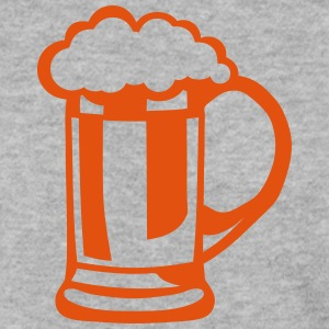 Beer drawing alcohol glass 209 Hoodies & Sweatshirts - Men's Sweatshirt