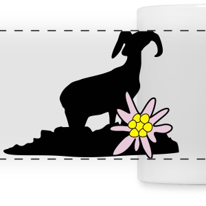 Ibex, alps Mugs & Drinkware - Panoramic Mug