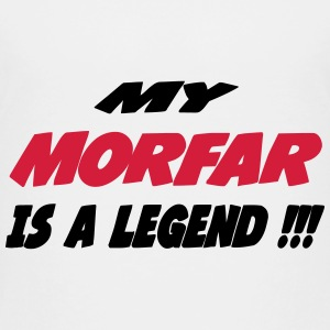 My morfar is a legend !!! T-shirts - Premium-T-shirt barn