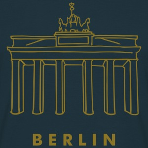 Brandenburg Gate in Berlin T-Shirts - Men's T-Shirt
