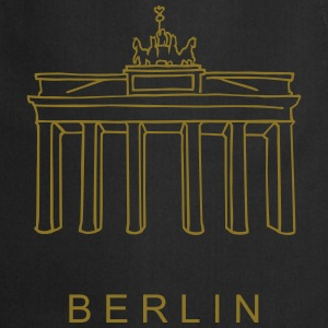 Brandenburg Gate in Berlin  Aprons - Cooking Apron