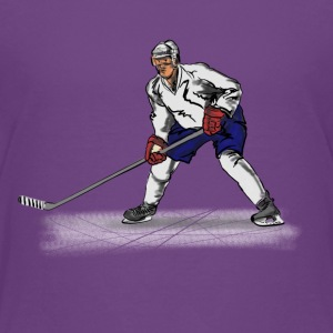 hockey T-shirts - Teenager premium T-shirt