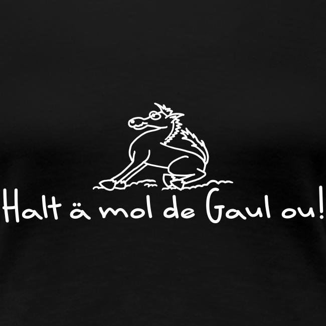 Hohenlohe: Gaul
