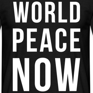 World Peace T-Shirts - Men's T-Shirt
