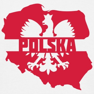 Polska T-Shirts - Men's T-Shirt