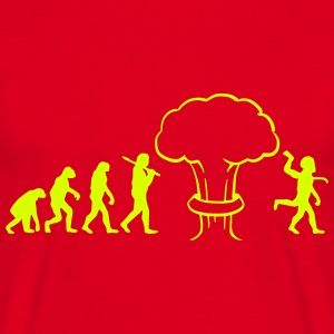 Evolution Mutation T-Shirts - Men's T-Shirt