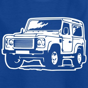 Defender (Differenzbild) Shirts - Kids' T-Shirt