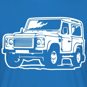 Defender (Differenzbild) Tee shirts - T-shirt Homme