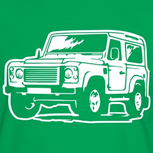 Defender (Differenzbild) T-Shirts - Men's Ringer Shirt