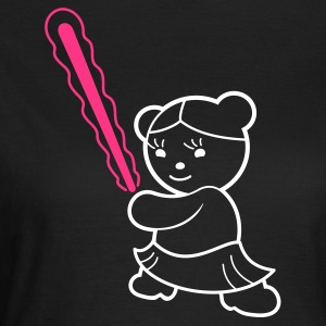 Jedi-Girl - Frauen T-Shirt