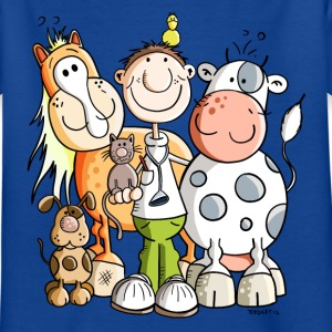 Funny Veterinarian Shirts - Kids' T-Shirt