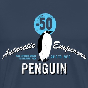 Animal Planet Pinguin Männer T-Shirt - Männer Premium T-Shirt