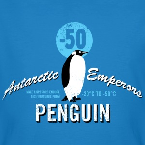 Animal Planet Pinguin Männer T-Shirt - Männer Bio-T-Shirt