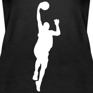 Basketball Tops - Frauen Premium Tank Top