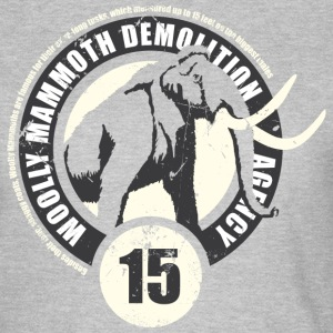 Animal Planet mammut dame T-shirt - Dame-T-shirt