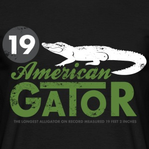 Animal Planet Alligator Men T-Shirt - Men's T-Shirt