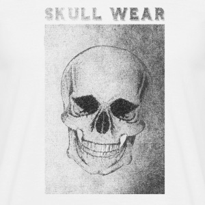 Skull-2 Tee shirts - T-shirt Homme